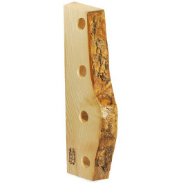 Weinregal - Rustikal aus Holz