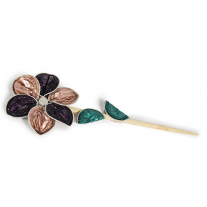 Kaffeekapsel Blume